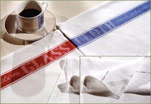 Linen Union Glass Cloth